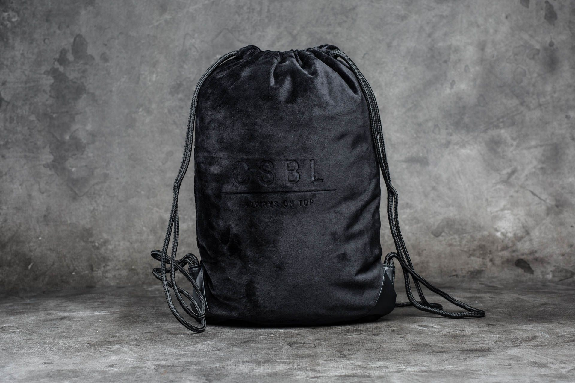 08d3b9afe Cayler & Sons CSBL Series Gymbag Black/ White