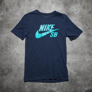 Nike SB Logo Tee Black
