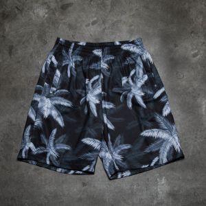 Cayler & Sons WL Palms Mesh Shorts Black/ Grey