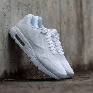 Nike Air Max 1 Ultra Essential White/ White-Pure Platinum