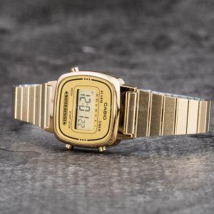 Casio LA 670GA-9 Gold