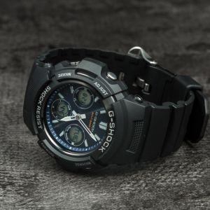 G-Shock AWG-M100SB-2AER