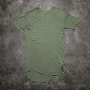 Cayler & Sons BL Drop Scallop Tee Olive/ Black