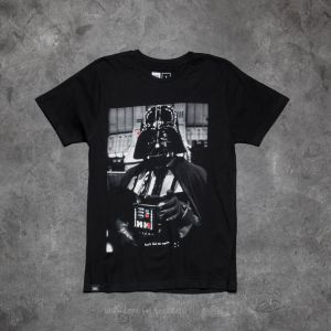 Dedicated x Star Wars Vader Quote T-Shirt Black