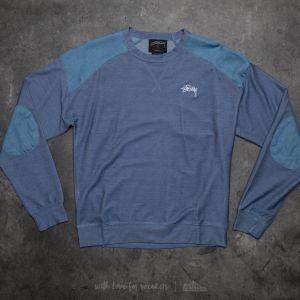 Stüssy Military Sweatshirt Blue