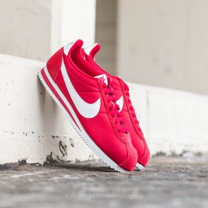 Nike Classic Cortez Nylon Gym Red/ White