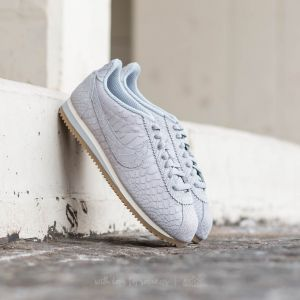 Nike Classic Cortez Leather Premium Wolf Grey/ Wolf Grey-Gum Light