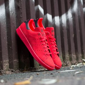 adidas Stan Smith Shock Red/ Shock Red/ Shock Red