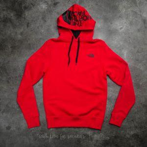 The North Face M Seasonal Drew Peak Pullover Hoodie Tnf Red